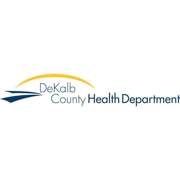 DeKalb County Health Department logo