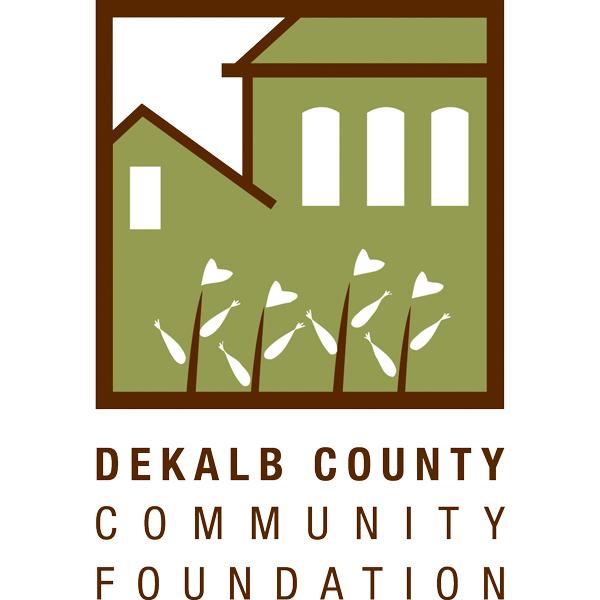 DeKalb County Community Foundation logo