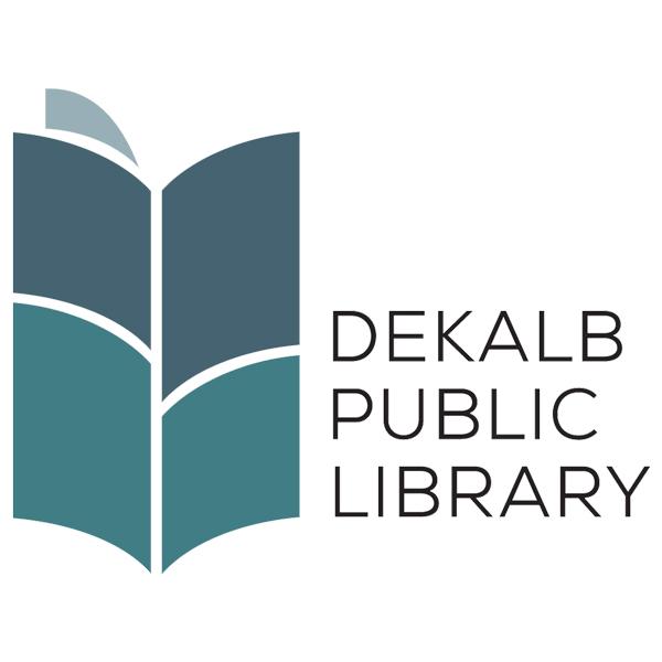 DeKalb Public Library logo